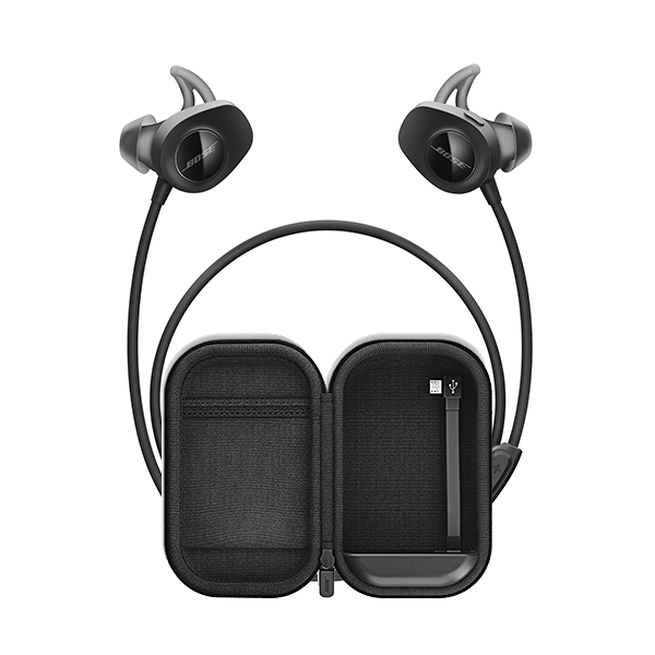 Bose SoundSport Wireless Headphones Bundle - Premium Sound 3498b9711258